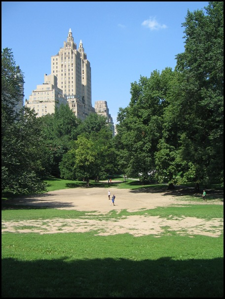 Central Park, New York City (2006)