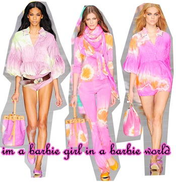 im a barbie girl