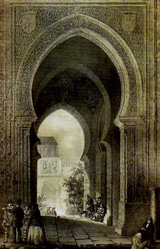 litografia de Javier Porcerisa