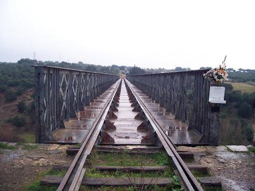 Puente de la Palomera.
