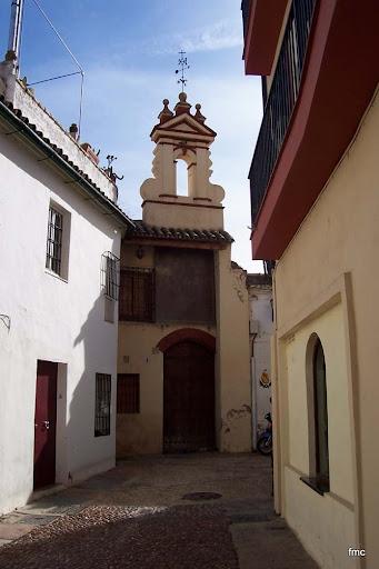 Portada de la Ermita