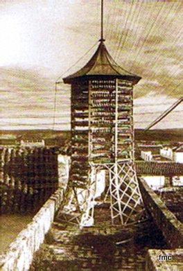 Torre de distribucion