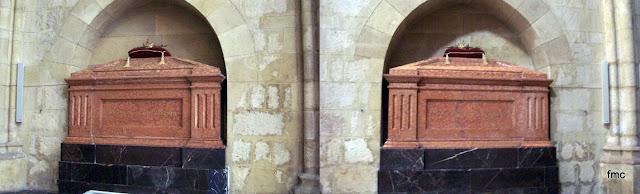 Tumbas de Fernando IV y Alfonso XI