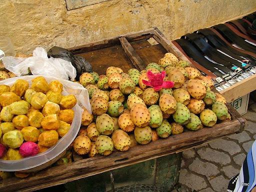 Puesto en Marruecos