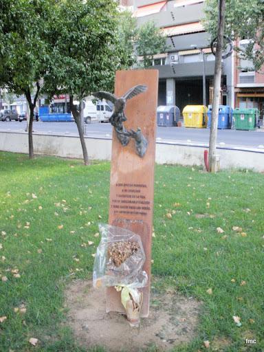 Monumento a los Abuelos de los Patos