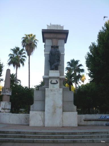 Monumento a Julio Romero de Torres.
