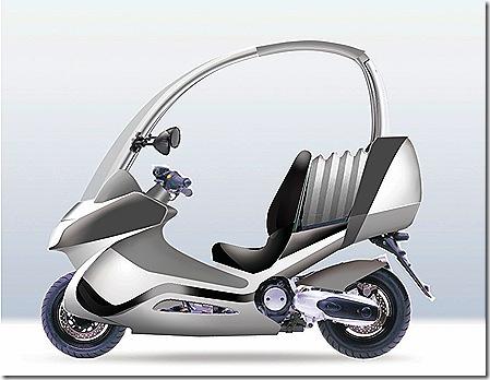 BMW-C2 M,progetti scooter coperti,scooter tetto,scooter coperto,scooter coperti,parabrezza scooter,tergicristallo scooter,pioggia scooter,scooter cabrio,scooter tettuccio.scooter inverno