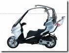adiva,scooter coperti,scooter cabrio,parabrezza,scooter pioggia