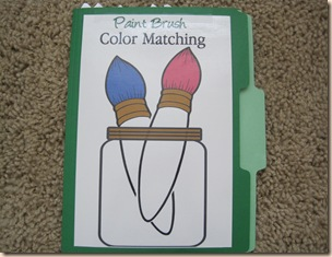 paint brush color matching confessions of a homeschooler