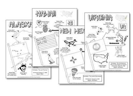 Worksheets State Worksheets us states activity worksheets the best and most comprehensive geography worksheets