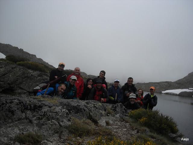Grupo en el Pozo
