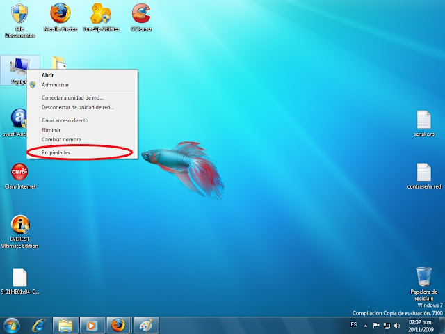 Driver de Sonido para Windows 7