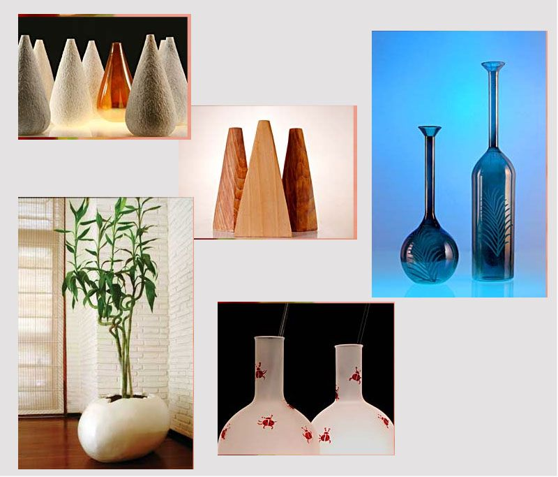 Vases from Klove