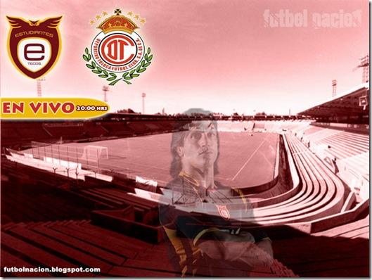 tecos vs toluca estadio 3 de marzo apertura 2009