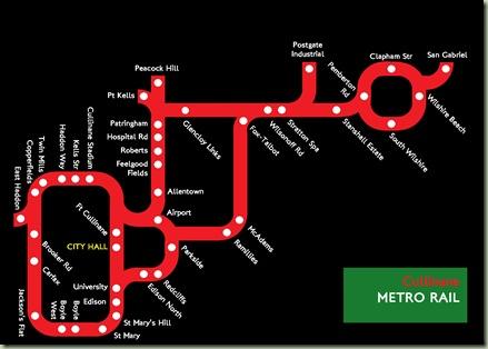 Cullinane Metro 4