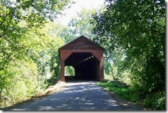 Meem's Bottom Covered Bridge West Entrance