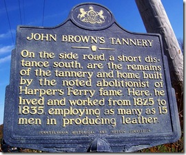 John Browns Tannery Crawford Co. PA (Click to Enlarge)