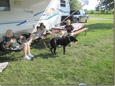 Donna,Bev,Adam,Molly&Rigg's,07-19-10a