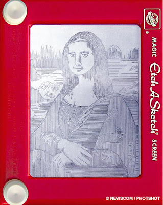 Mona EtchaSketch