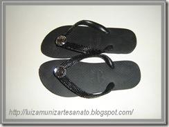 Sandalia preta14