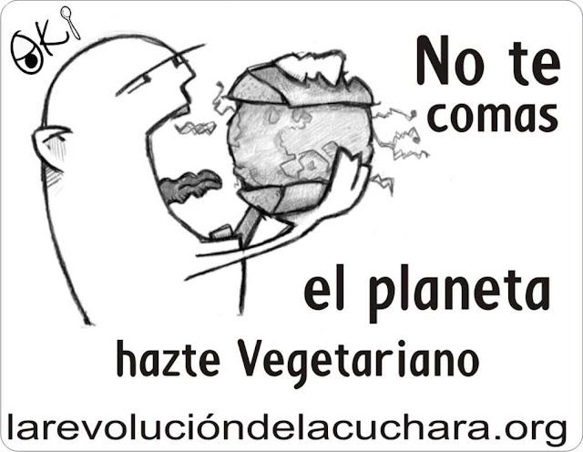 Razones para ser vegetariano