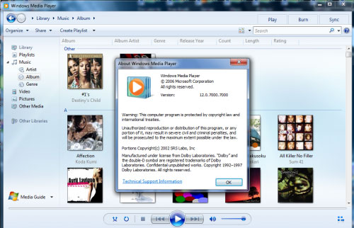 windows media player 12 herunterladen für windows 7