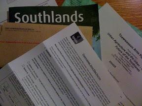 Tsawwassen Area Plan Southlands Survey