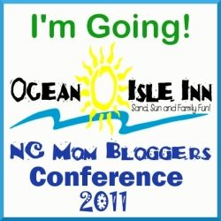 NC Mom Blogger Conference