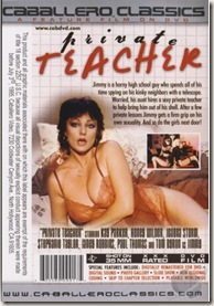Private Teacher Honey Wilder Kay Parker