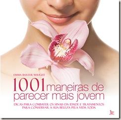 livro - 1001_maneiras_de_parecer_jovem - editora Matrix
