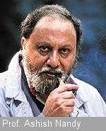 Prof. Ashish Nandy