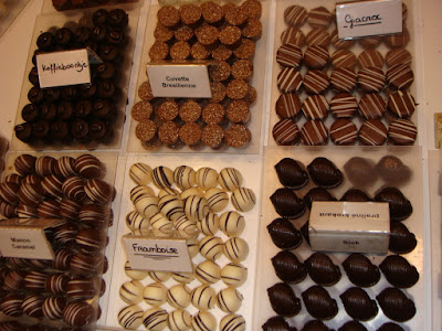 Chocolates Belgas