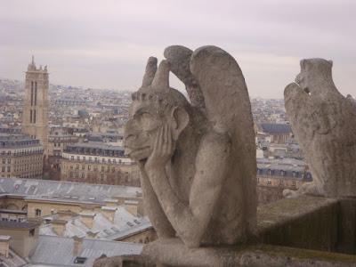 Gárgula - Notre Dame