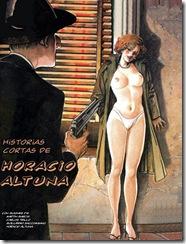 Altuna - Relatos cortos de Horacio Altuna