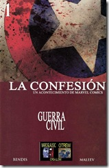 P00012 -  La Iniciativa -  - Civil War - The Confession #10