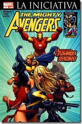 P00016 -  La Iniciativa - 015 - Mighty Avengers #1