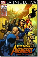 P00018 -  La Iniciativa - 017 - New Avengers #28