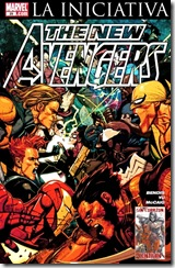 P00028 -  La Iniciativa - 027 - New Avengers #29