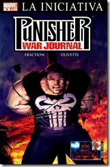 P00030 -  La Iniciativa - 029 - Punisher War Journal #6