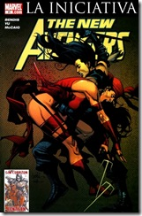 P00055 -  La Iniciativa - 053 - New Avengers #31
