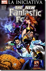 P00081 -  La Iniciativa - 079 - Fantastic Four #549