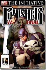P00086 -  La Iniciativa - 084 - Punisher - War Journal #11
