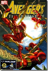 P00096 -  La Iniciativa - 094 - Avengers - The Initiative #7