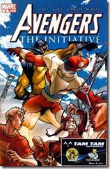 P00101 -  La Iniciativa - 099 - Avengers - The Initiative #8