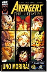 P00105 -  La Iniciativa - 103 - Avengers - The Initiative #10