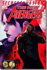 P00023 -  022 - New Avengers #38