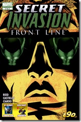 P00082 -  081 - Secret Invasion - Front Line #2