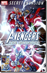 P00109 -  108 - Avengers - The Initiative #18
