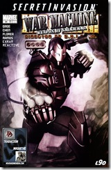 P00112 -  111 - Iron Man - Director of Shield #34
