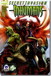 P00118 -  117 - Secret Invasion - Inhumans #3